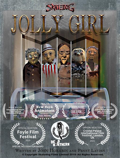 Jolly Girl