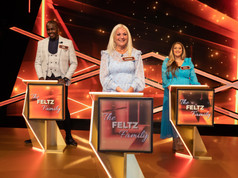 The Feltz family episode of Britain's Brightest Celebrity Family is on this Thursday on ITV, 8:30pm.