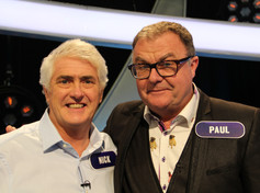 Paul Ross appeared on 'Pointless Celebrities' , Saturday 3rd October on BBC One.
