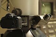 Analog TEM digital camera system
