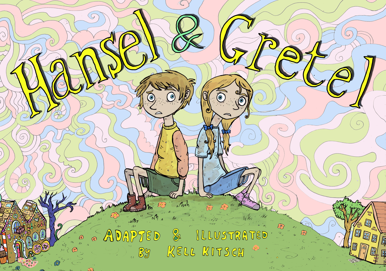 Hansel & Gretel Cover Design