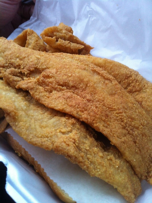 Fish Sandwich Dinner
