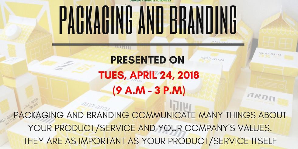 Packaging and Branding Workshop