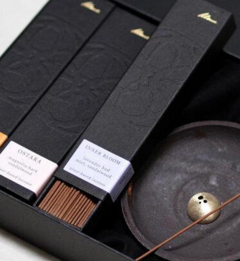 Natural Incense Gift Box - Incense
