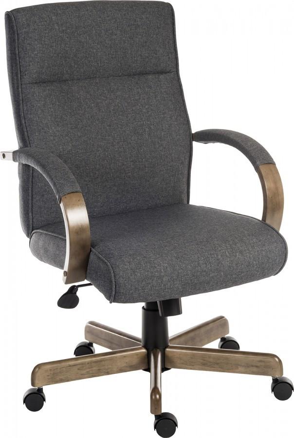 Teknik Grayson Grey Office Chair