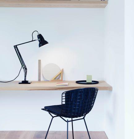Original 1227 Desk Lamp - Jet Black