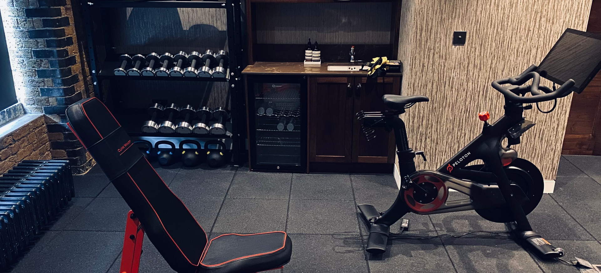 LIFTD - Home Gym