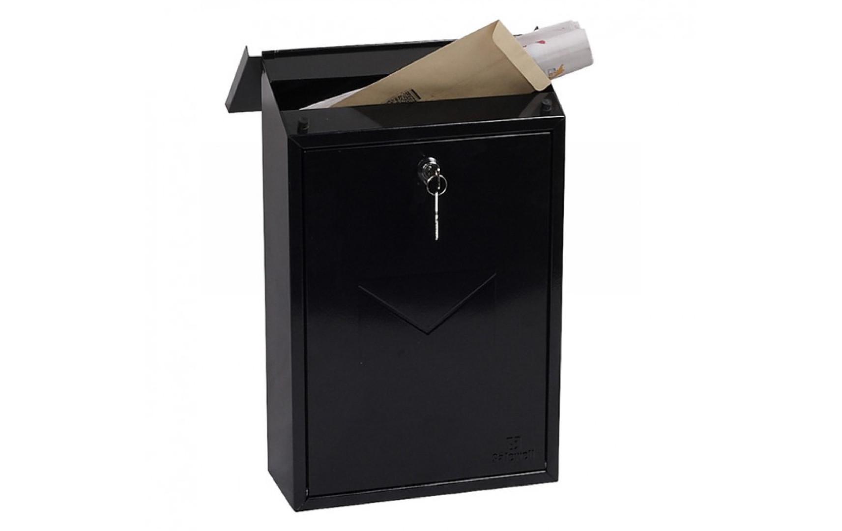 Phoenix Villa Black Post Box.jpg