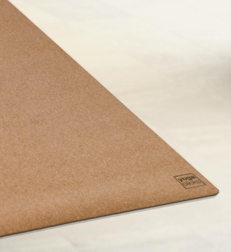Eco Cork Yoga Mat