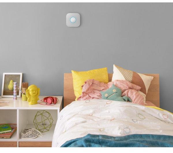Google Nest Protect Wired Smart Smoke &