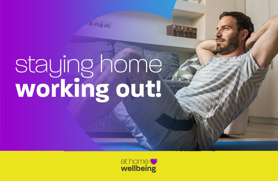 At Home Wellbeing - 1