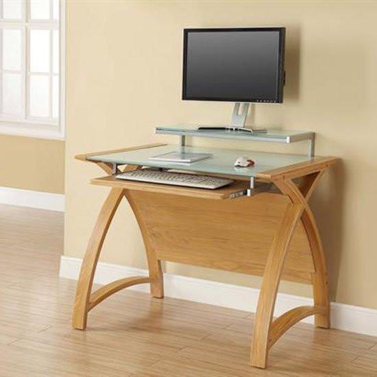Cohen Curve Computer Desk