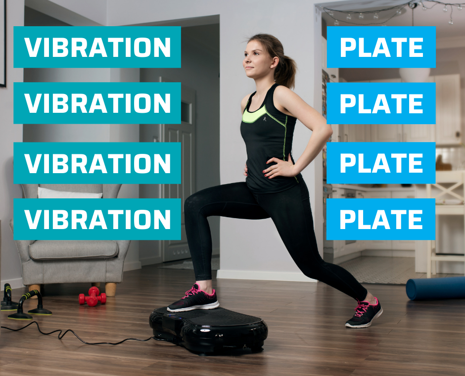 UK's No.1 Supplier of Vibration Plates