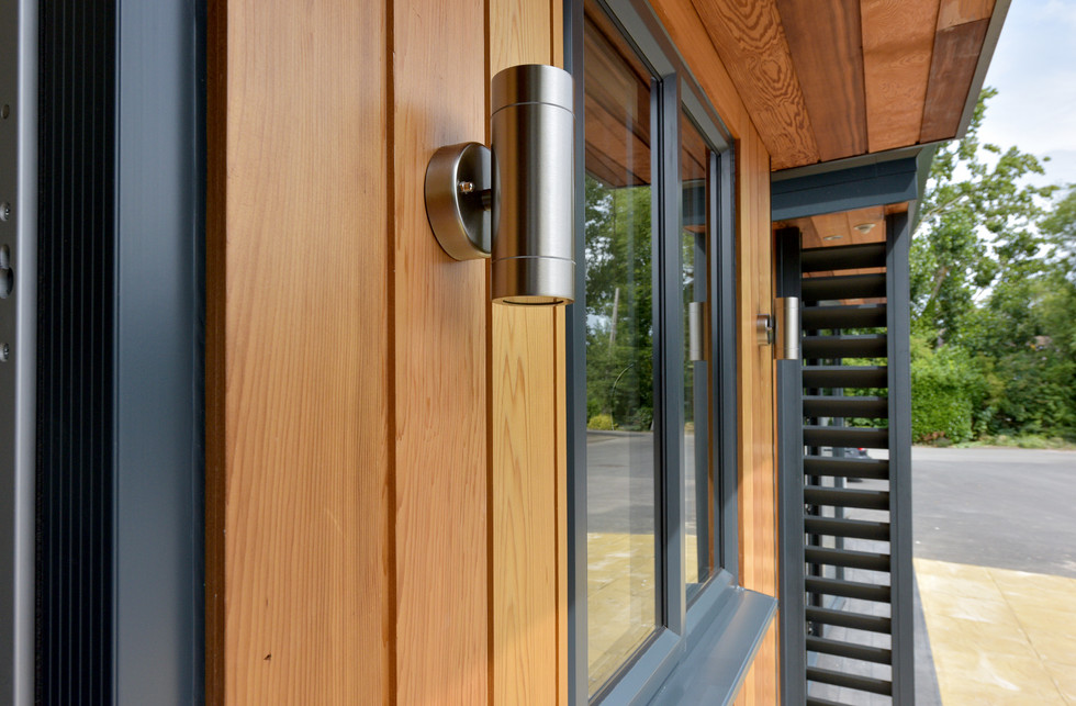 GPOD - Exterior finishes