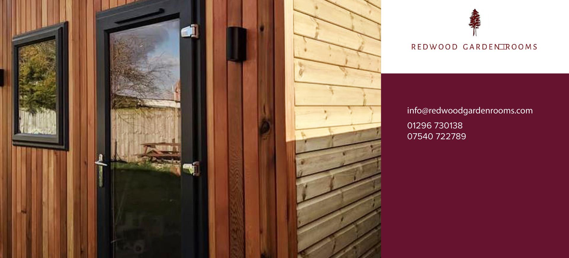 Redwood Garden Rooms - The Radio Shack