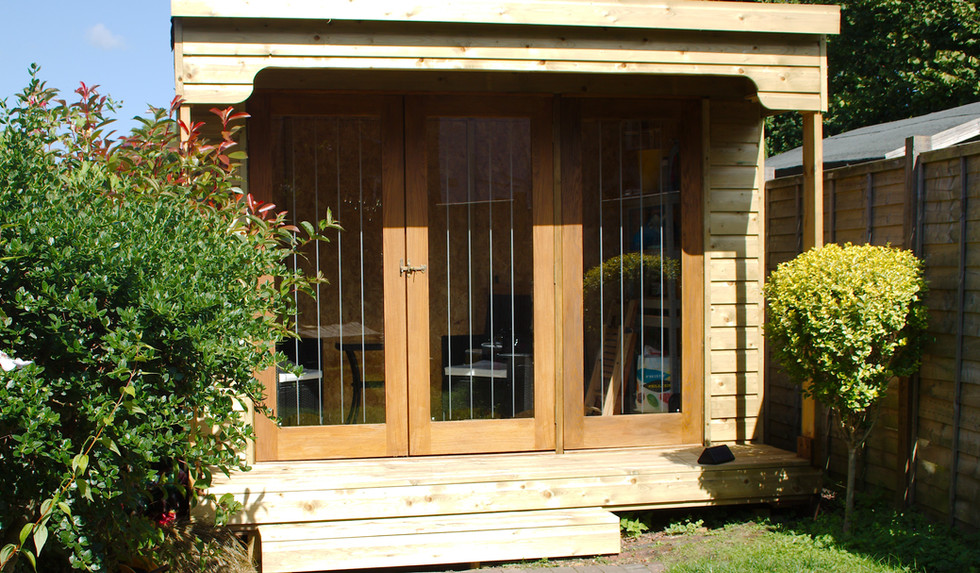 Studio Garden Room - Finished