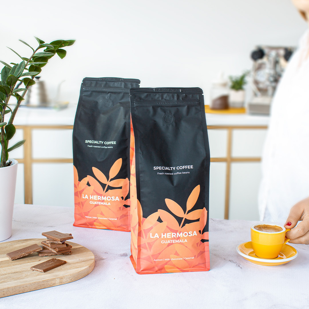 Guatemala La Hermosa speciality coffee