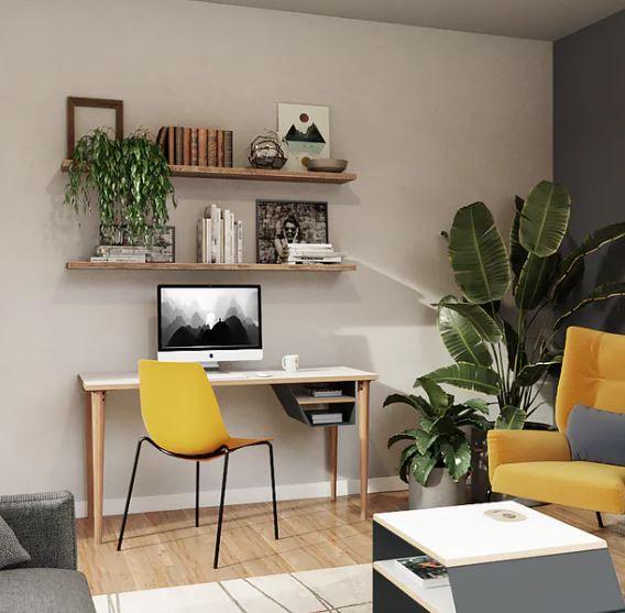 Workstations - Poise Desk Lifestyle