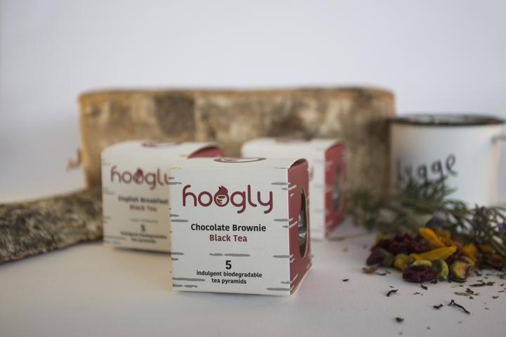 Hoogly Tea - Black Teapods
