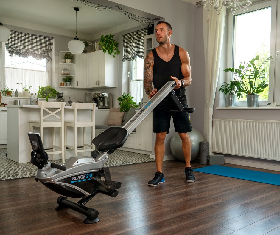 Blade 2.0 Rowing Machine