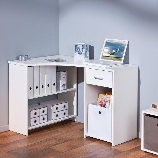 Halifax Corner Computer Desk