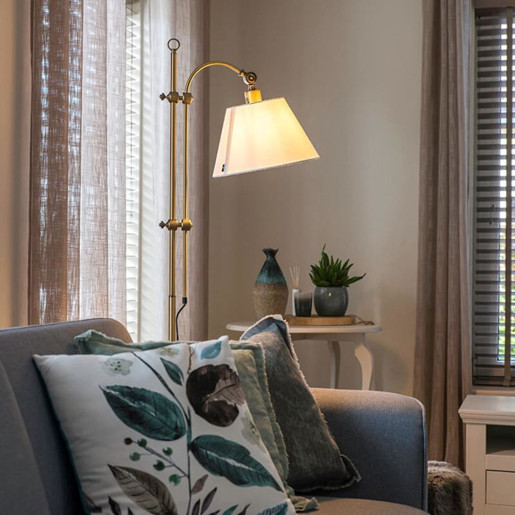 Classic Floor Lamp Bronze