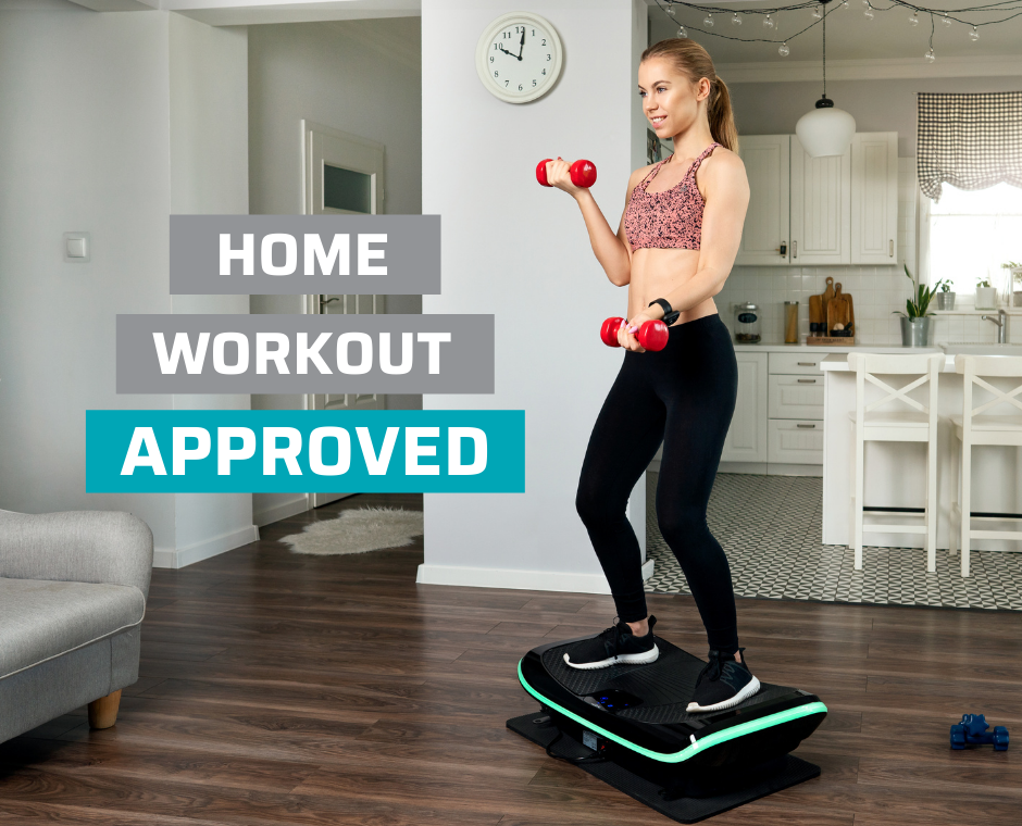 Home Workout Approved