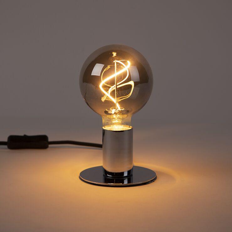 LED Spiral Filament Lamp