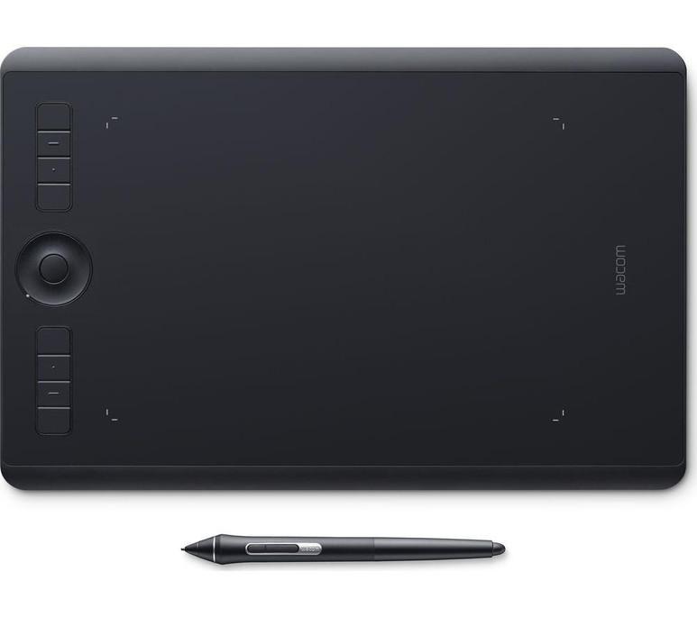 "Wacom Intuos Pro Medium 13.2"" Pen Graphi"