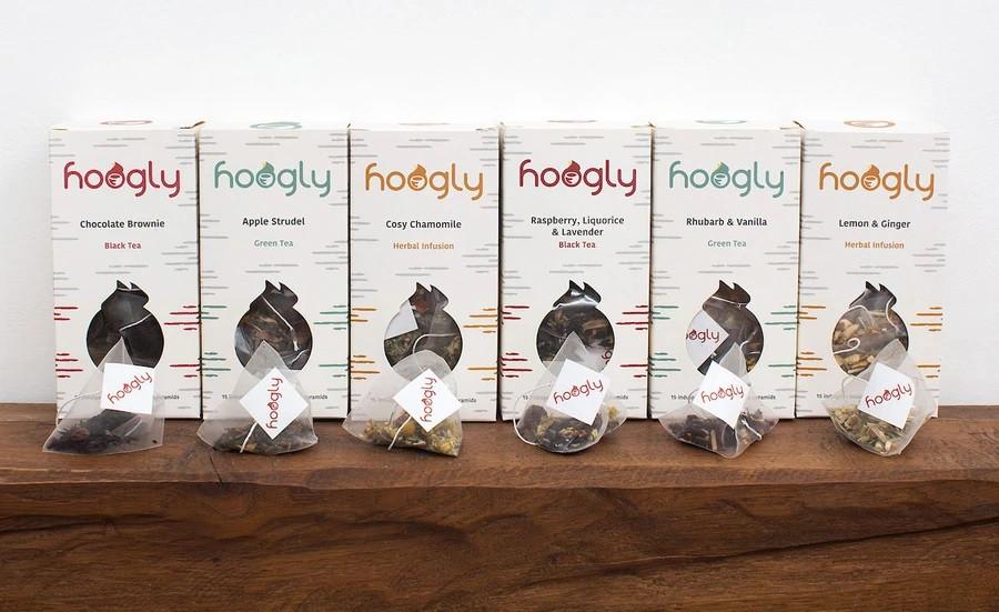 Hoogly Tea - Retail Boxes
