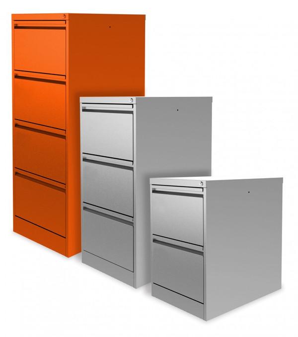 Large Capacity Lockable Filing Cabinet