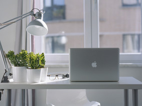 Casting the Right Light, on Working From Home