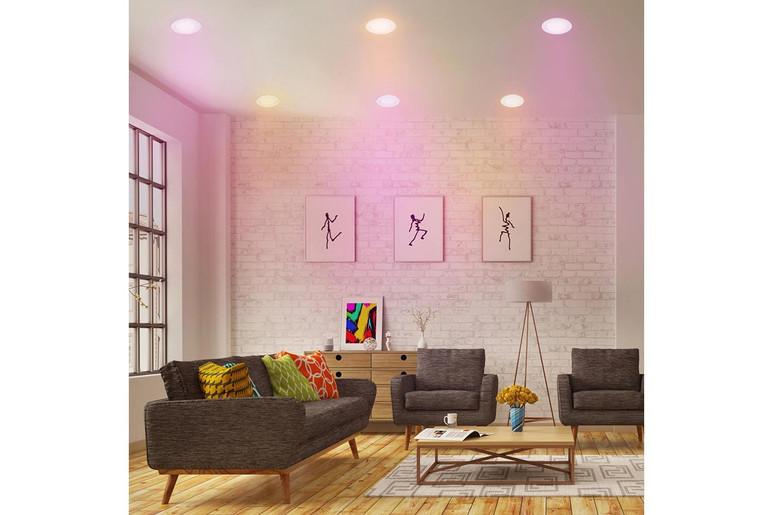 4lite WiZ Connect Multicolour WiFi LED S