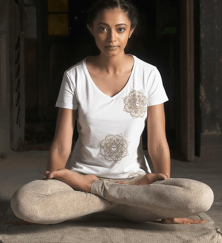 Golden Goddess Yoga & Loungewear Giftset