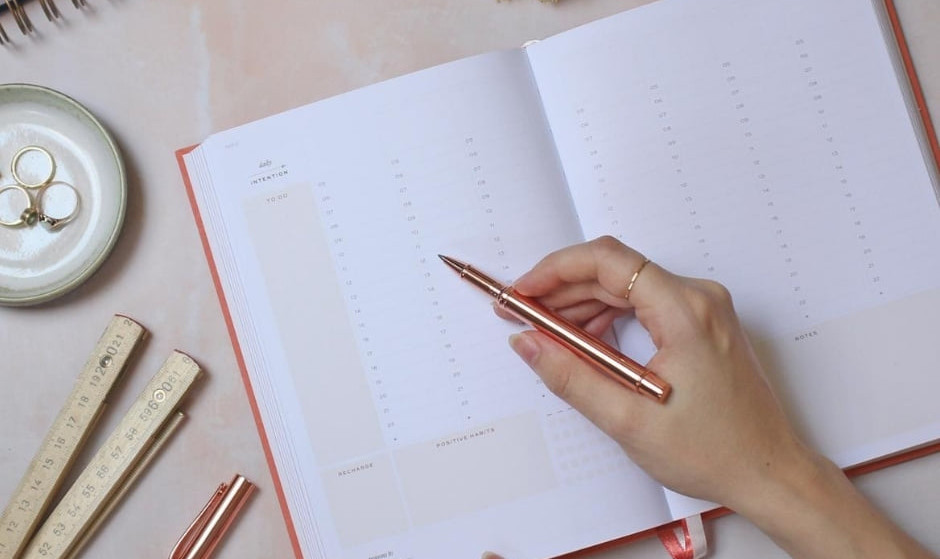 The Core Ponderlily 2021 Planner Collection