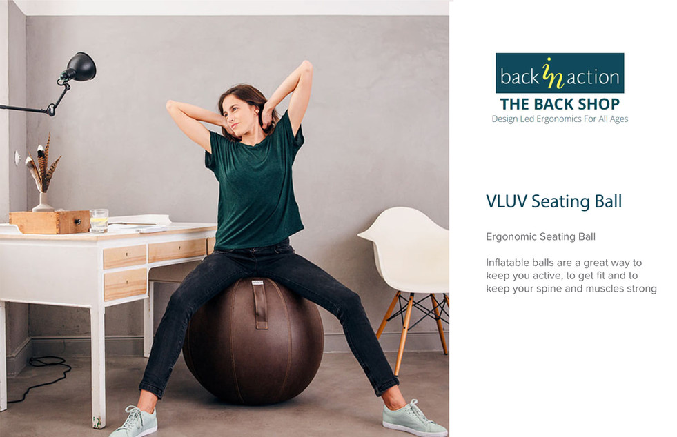 Back in Action - VLUV Seating Ball