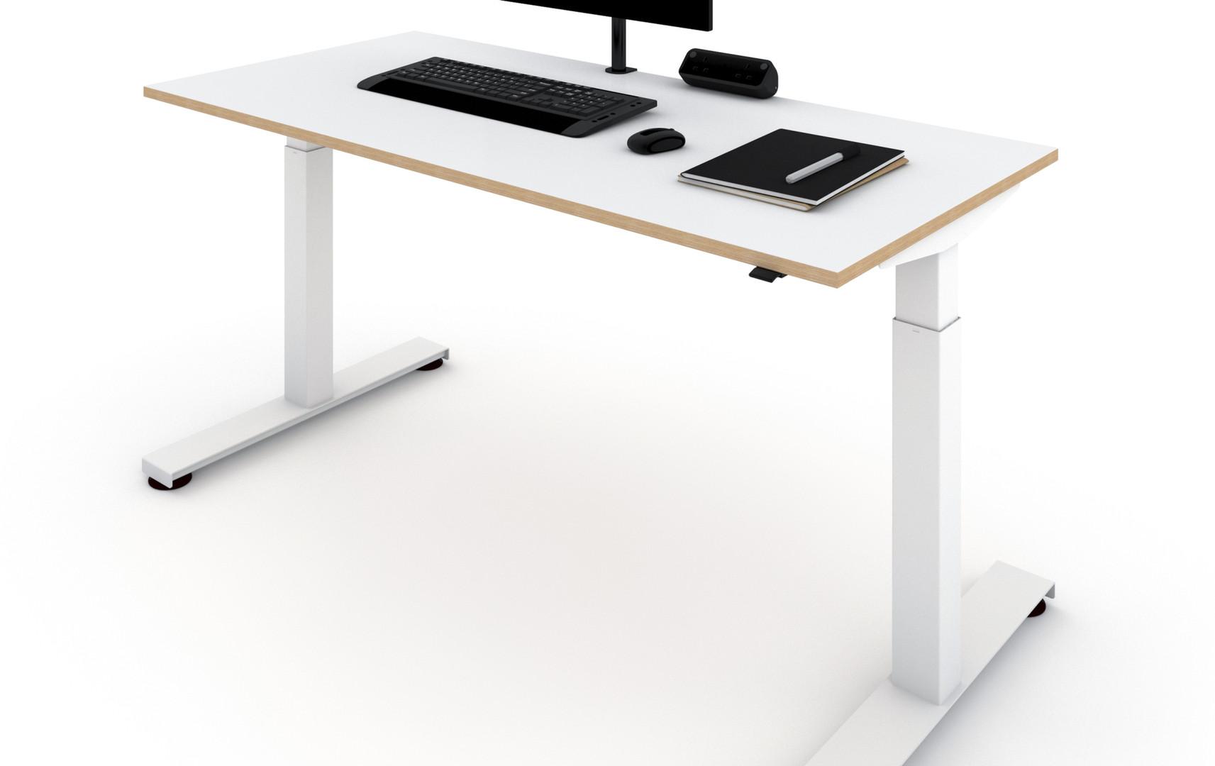 Sit-Stand X Lite Workstation 1200 x 600 MFC