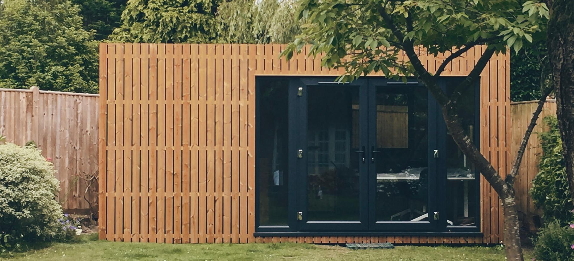 BoxClad - Bespoke Garden Rooms & Pods