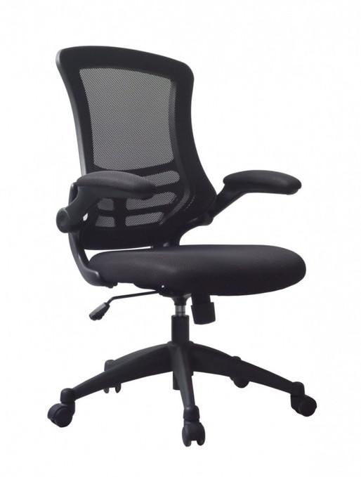 Luna Black Mesh Office Chair