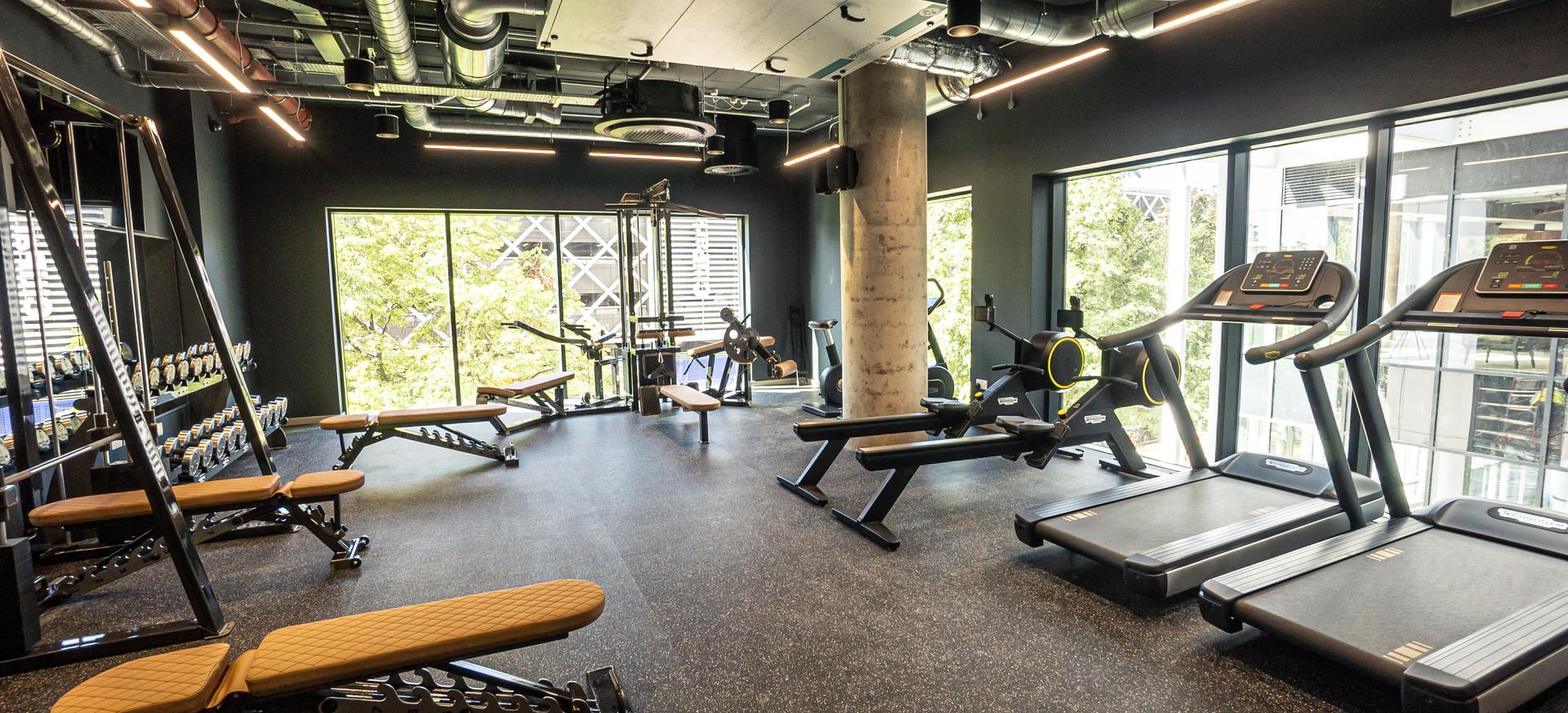 Liftd - Gym Design