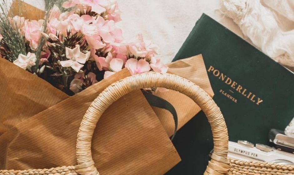 Ponderlily® Travelers Journal, Green