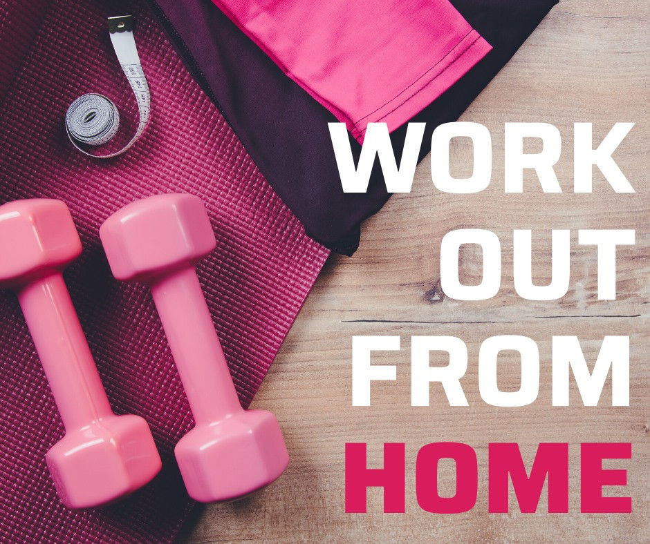 Work Out From Home