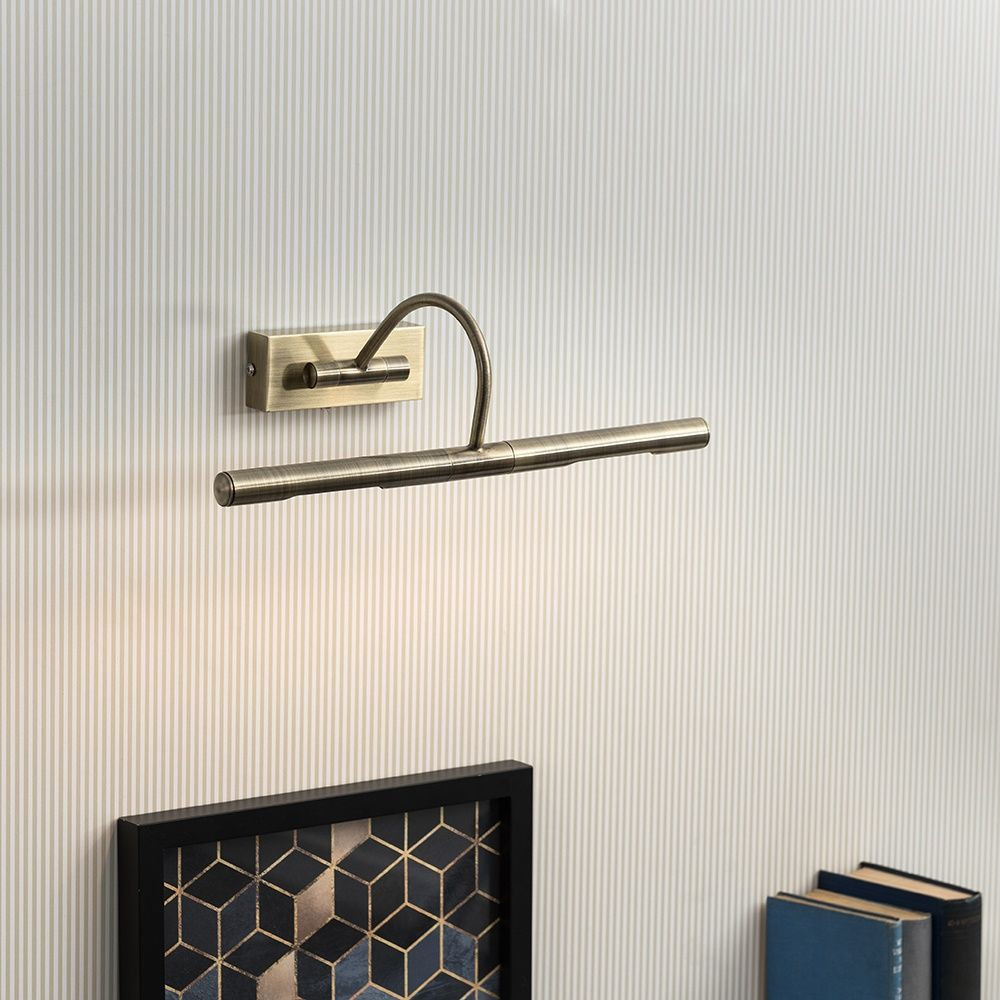 CAPRI TRADITIONAL PICTURE WALL LIGHT