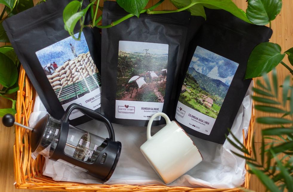 Coffee Story - Coffee Hamper