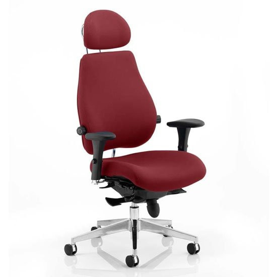 Chiro Plus Ultimate Headrest Office Chair