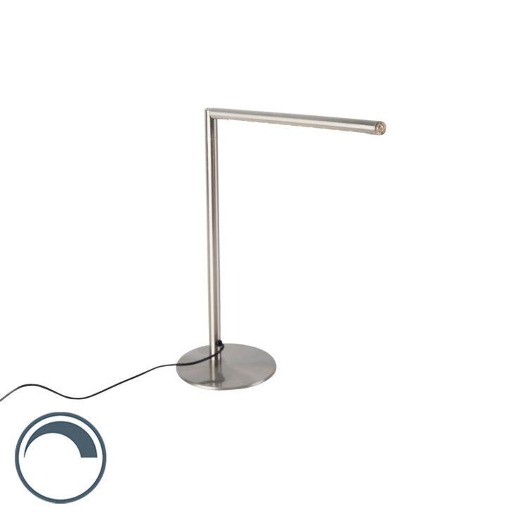 Modern Table Lamp Steel