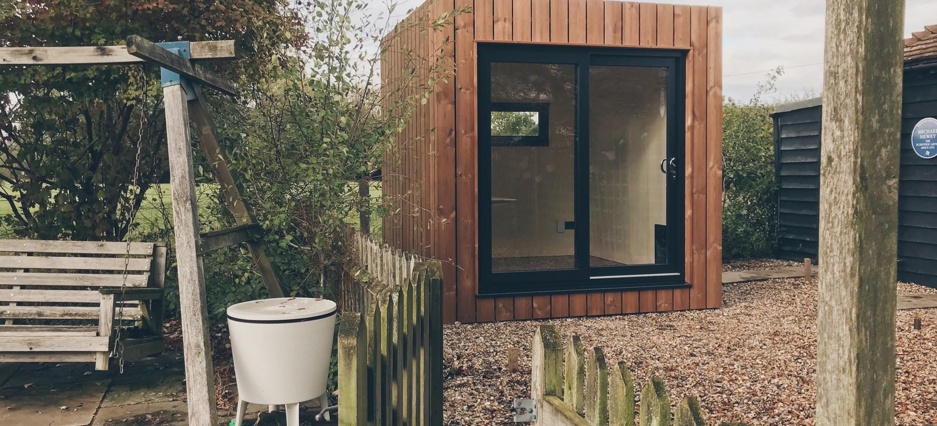 BoxClad - Mini Box Garden Pods