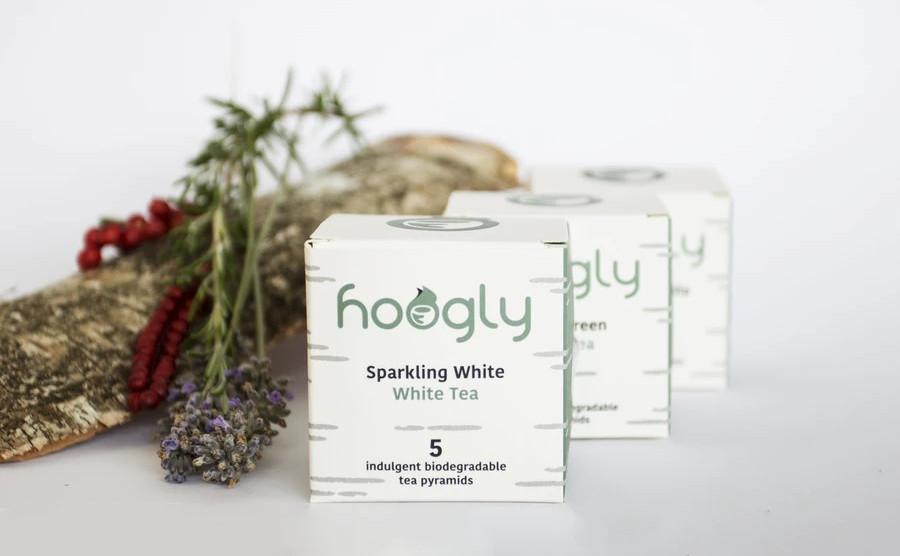 Hoogly Tea - White Teapods