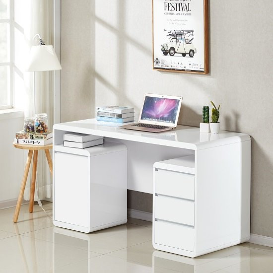 Mayline Laptop Office Computer Desk