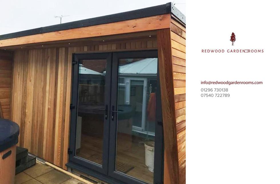 Redwood Garden Rooms - The Edge